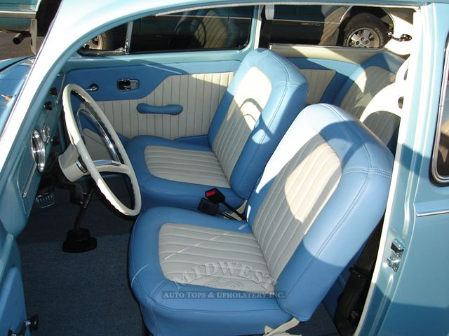 Midwest Auto Tops Amp Upholstery 1962 Vw Beetle