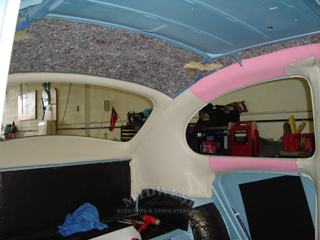 service manual   install vw bus headliner  mini