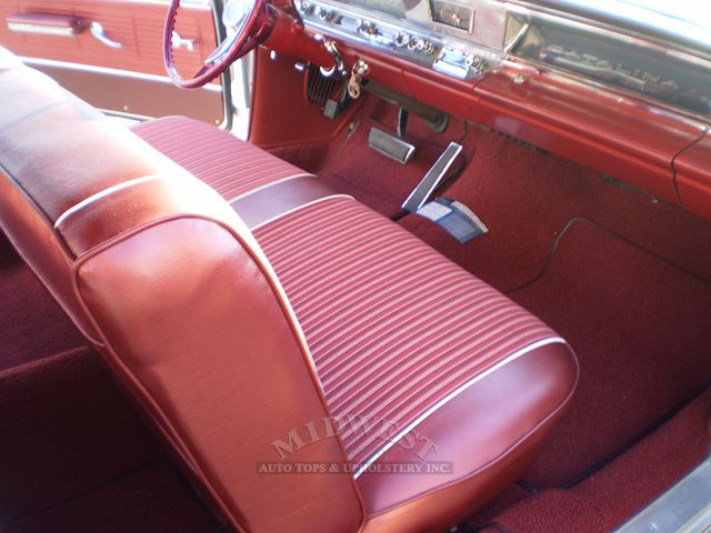 Midwest Auto Tops Amp Upholstery 1963 Pontiac Catalina