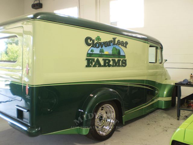 Midwest Auto Tops Amp Upholstery 1965 Divco Milk Truck