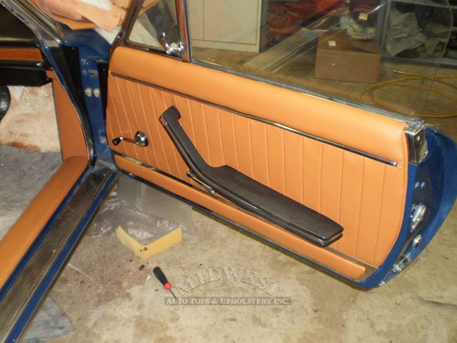 Midwest Auto Tops Amp Upholstery 1967 Fiat Dino Spider