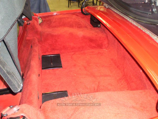 Midwest Auto Tops Amp Upholstery 1986 Corvette Carpet