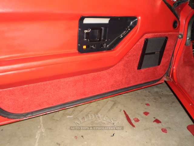Chevy Corvette Carpet Molded Interior Replacement Kit Autos Post