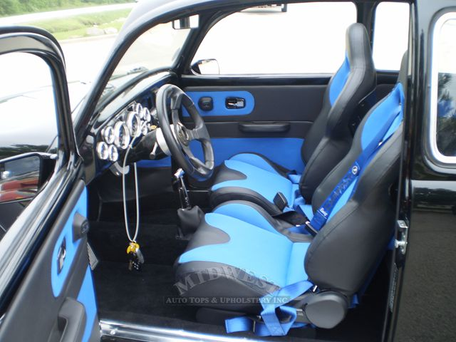 Midwest Auto Tops & Upholstery - Custom VW Bug