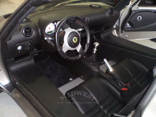 Midwest Auto Tops & Upholstery - Lotus Elise