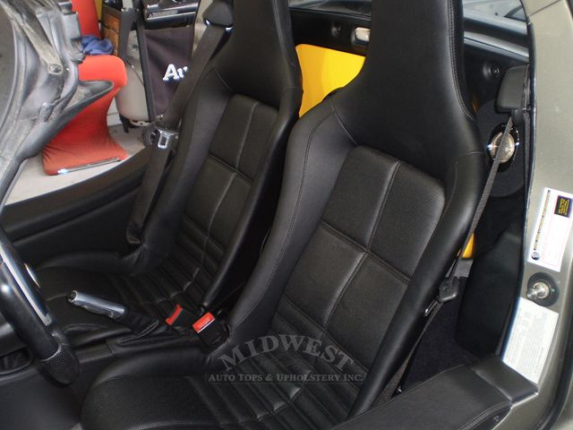 Custom Mercedes Sprinter >> Midwest Auto Tops & Upholstery - Lotus Elise