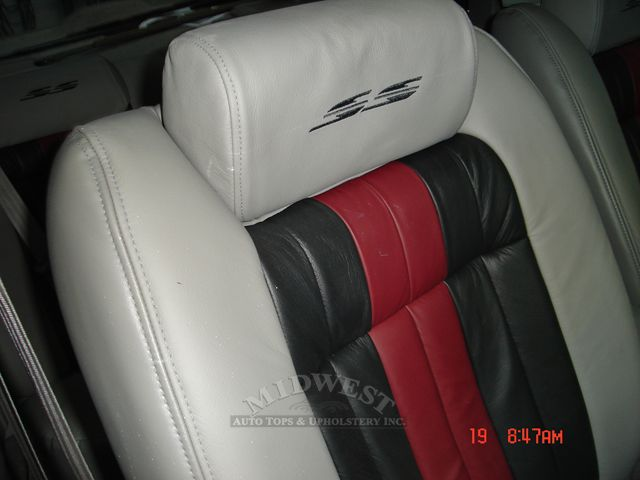 Midwest Auto Tops amp Upholstery SS Impala